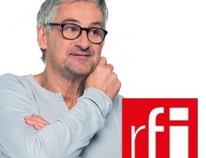 Circles live on RFI radio