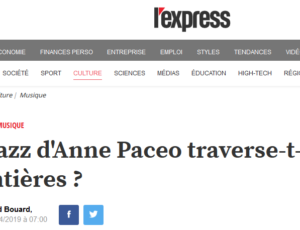 La question musique de L'express.fr !