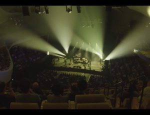 Bright Shadows live @ Philharmonie de Paris / video