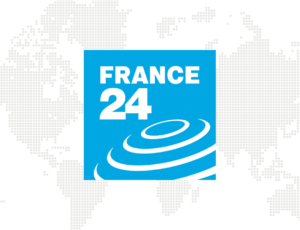 """Bright Shadows"" on France24 !"