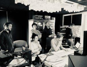 S.H.A.M.A.N.E.S en studio !